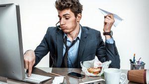 Учет прихода и ухода сотрудников
