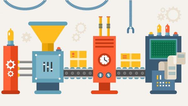 контроль работы сотрудников на производстве